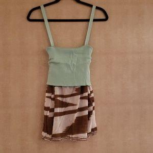 Missoni Strapless Mini Dress, Sz. 42